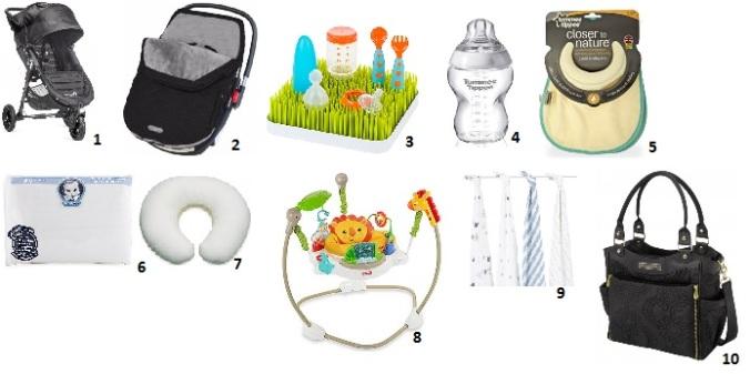 Baby Registry (0-6 months)