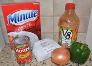Italian skillet ingredients