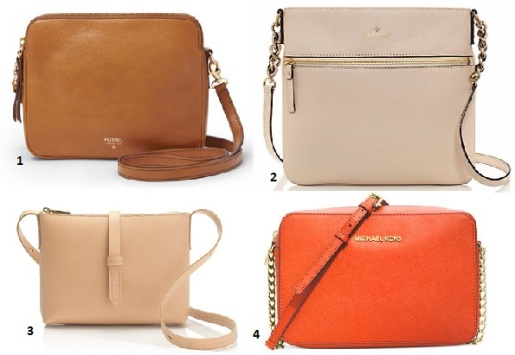 Cross-body purses
