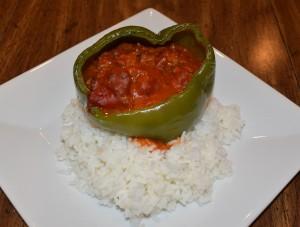 Final stuffed pepper