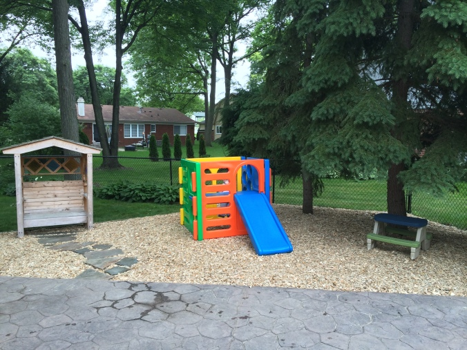 Final play area