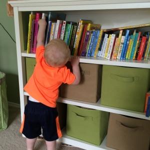 Ricky's books